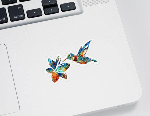Petals Stickers