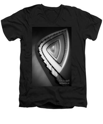 Architect's Beauty Men's V-Neck T-Shirt