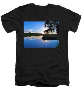 Beautifulness Men's V-Neck T-Shirt