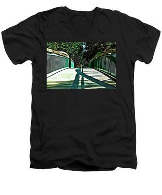 Bridge Of Shadows Men's V-Neck T-Shirt