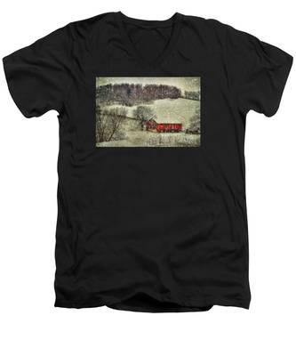 Circa 1855 Men's V-Neck T-Shirt