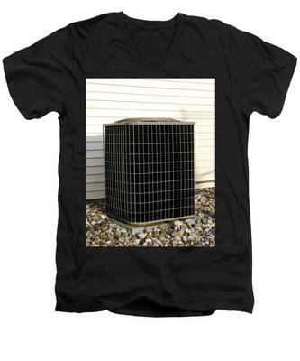 Condenser Men's V-Neck T-Shirt