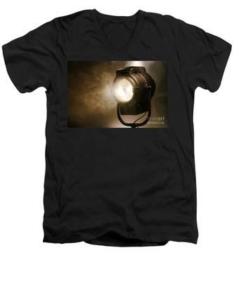 Hollywood Men's V-Neck T-Shirt