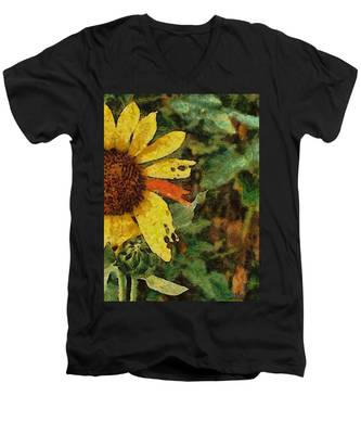 Imperfect Beauty Men's V-Neck T-Shirt