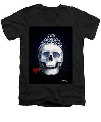Mortal Beauty Men's V-Neck T-Shirt