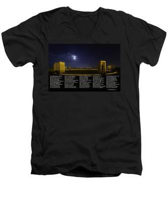 The Last Corps Trip Men's V-Neck T-Shirt
