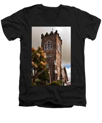 Irish Church Men's V-Neck T-Shirt