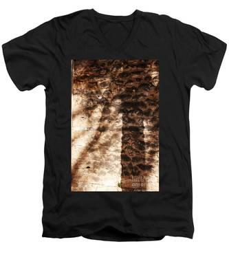 Palm Trunk Men's V-Neck T-Shirt
