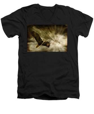 Honor Bound Men's V-Neck T-Shirt