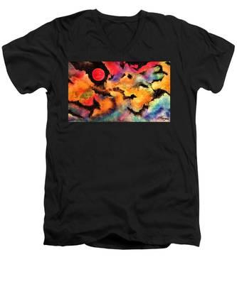 Infinite Infinity 2.0 Men's V-Neck T-Shirt