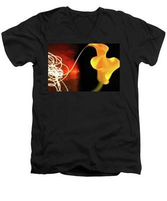 Origins Men's V-Neck T-Shirt