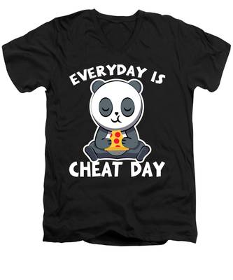 Workout V-Neck T-Shirts