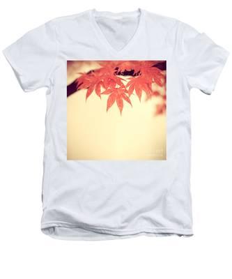 Beautiful Fall Men's V-Neck T-Shirt