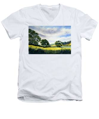 Eastfields From Woldgate Men's V-Neck T-Shirt