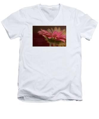 Into My Soul Men's V-Neck T-Shirt