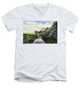 Woldgate - Late Spring Men's V-Neck T-Shirt