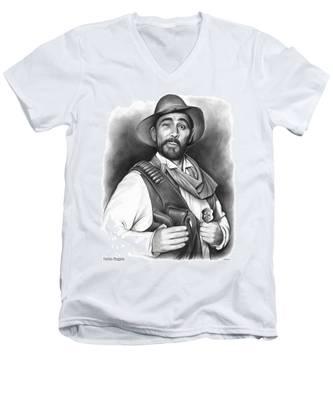 Festus Haggen Men's V-Neck T-Shirt