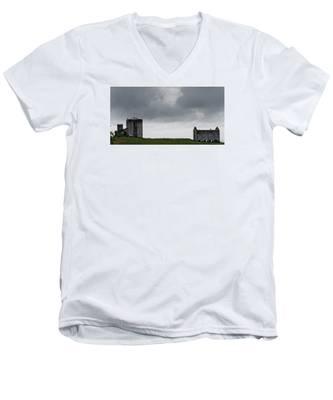Men's V-Neck T-Shirt featuring the photograph Fine Art Colour-148 by Joseph Amaral