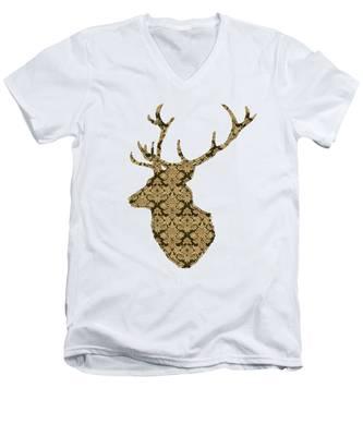 Forest Glen Men's V-Neck T-Shirt