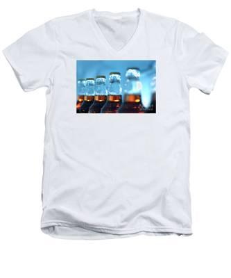 Fridge Men's V-Neck T-Shirt