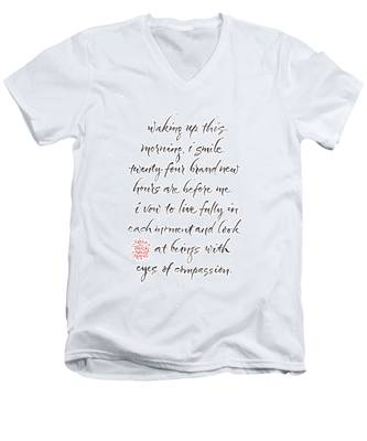 Gatha One Men's V-Neck T-Shirt