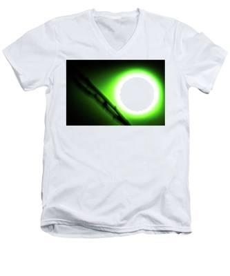 Green Goblin Men's V-Neck T-Shirt