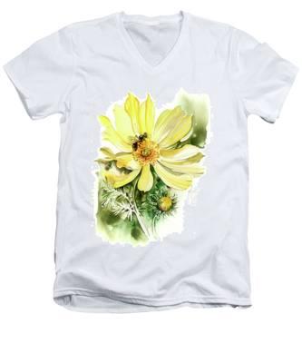 Healing Your Heart Men's V-Neck T-Shirt