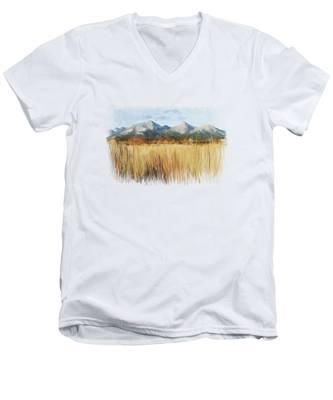 Not Far Away Men's V-Neck T-Shirt