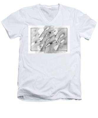 Sails Men's V-Neck T-Shirt
