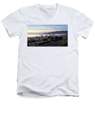 The Jonathan Beach Club Men's V-Neck T-Shirt