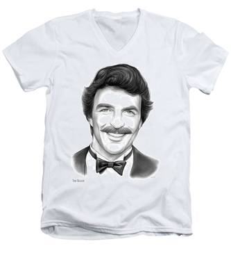 Tom Men's V-Neck T-Shirt