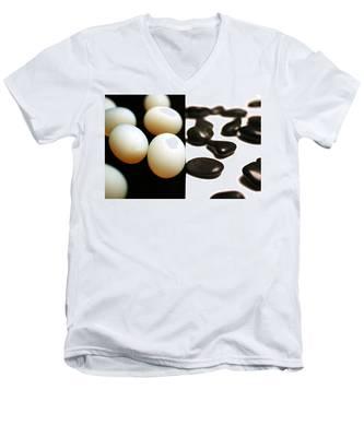 Becoming V Men's V-Neck T-Shirt