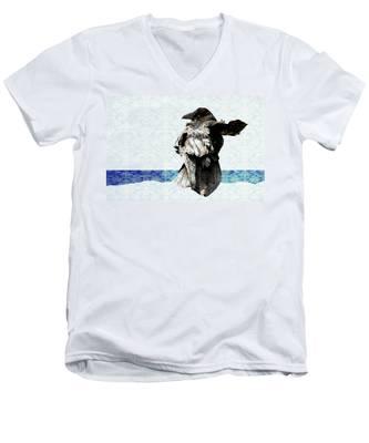 Breezy Men's V-Neck T-Shirt