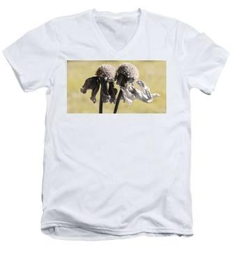 Ghost Sisters Men's V-Neck T-Shirt