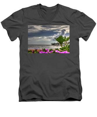 Beautyfulness Men's V-Neck T-Shirt