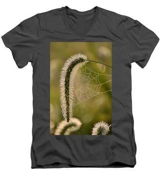 Webbed Tail Men's V-Neck T-Shirt