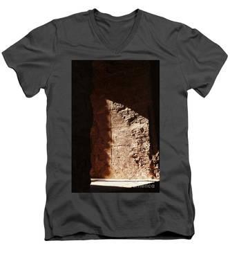 Window To The Shadows Men's V-Neck T-Shirt