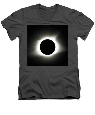 Maximum Totality Men's V-Neck T-Shirt