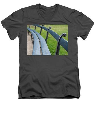 A Long Sit Down Men's V-Neck T-Shirt