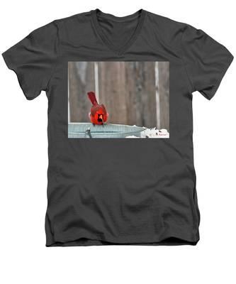 Bad Water Men's V-Neck T-Shirt