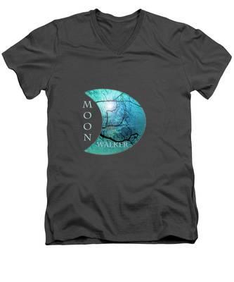 Blue Danube Men's V-Neck T-Shirt