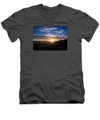 Brand New Day  Men's V-Neck T-Shirt