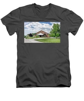 Church On Coldwater Men's V-Neck T-Shirt