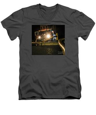Engine 4 Men's V-Neck T-Shirt