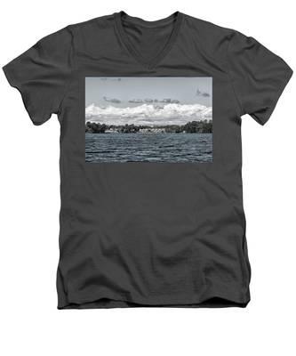 Invermara Bay Men's V-Neck T-Shirt
