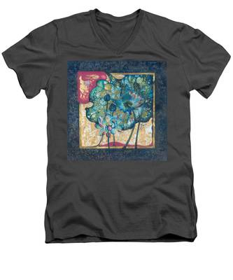 Metamorphosis Men's V-Neck T-Shirt