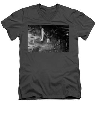 Spare Parts Men's V-Neck T-Shirt