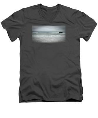 Stormy Sky Men's V-Neck T-Shirt