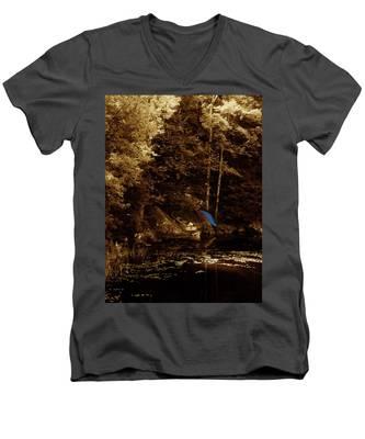 Summer Obsession Men's V-Neck T-Shirt