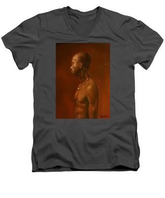 Vincent After Jacob Collins Men's V-Neck T-Shirt